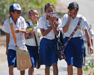 Pengajaran di Indonesia